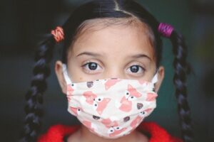 Surge in COVID-19 infection in US among children, record children admitted to hospitals