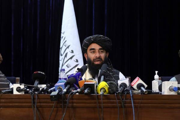 Taliban's ultimatum to US and preparation to form government